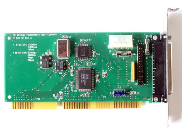 Refurbished: CMS FC-20 HIGH PERFORMANCE TAPE CONTROLLER, 026-121 REV A, FCC  ID: EFZ6A9FC20 - Newegg com