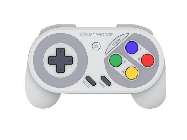 MY ARCADE Super Gamepad Wireless Controller for Nintendo NES & SNES Classic  Edition with Super Famicom Style Buttons - Newegg com