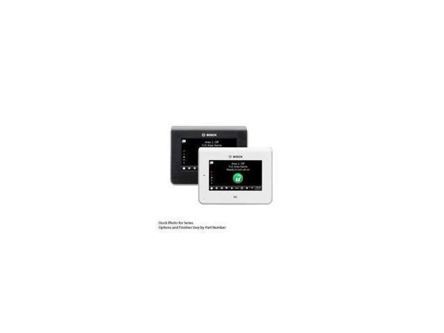 Bosch B942 Touchscreen Keypad White