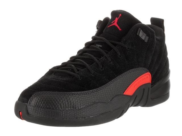 new product f5c52 67966 Nike Jordan Kids Air Jordan 12 Retro Low Bg Basketball Shoe - Newegg.com