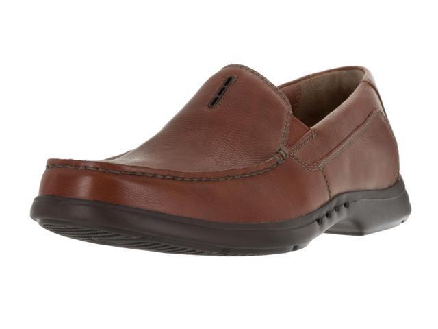 305ea937992 Clarks Men s Uneasley Twin Loafers   Slip-Ons Shoe - Newegg.com