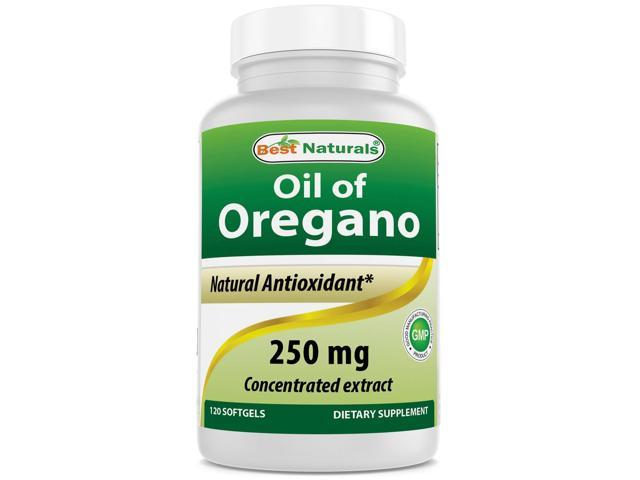 Best Naturals Oregano Oil  Mg