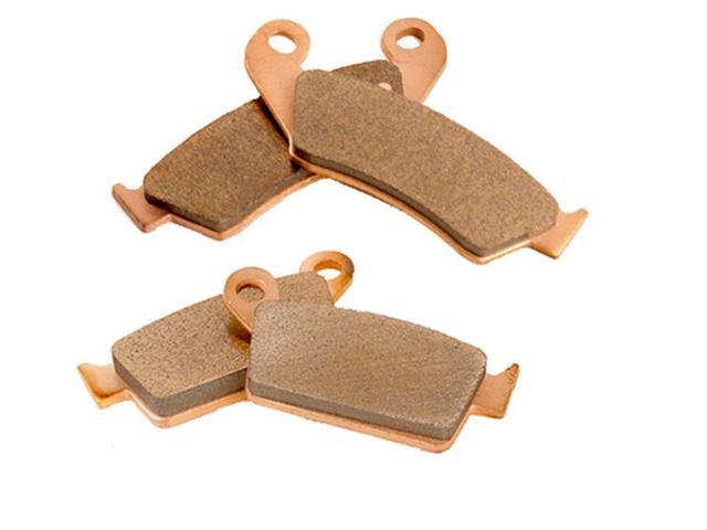 1996-2004 Honda XR400R XR 400 R Front And Rear Mudrat Brake Pads