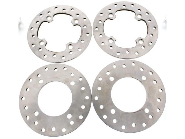 2 FRONT BRAKE DISC ROTOR FITS Polaris RANGER XP 800 2012