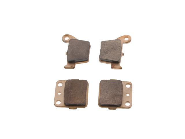 Brake Pads fit Honda Pioneer 700 SXS700 2014-2019 Front /& Rear by Race-Driven