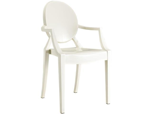 nicer furniture set of 4 philippe starck louis xvi ghost chair with rh newegg ca Louis XIII Chair Louis IV Chairs