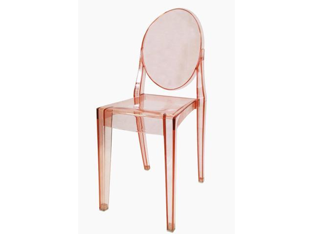 Nicer Furniture® Set Of 4 Philippe Starck Louis XVI Ghost Side Chair  Without Arms