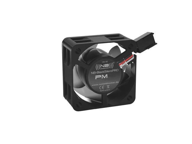 Noiseblocker NB BlackSilentPRO Fan PM 2 40mm X 20mm Ultra Silent 3800rpm
