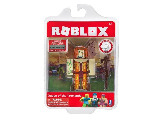 The Queen Roblox Roblox Action Figure Queen Of The Treelands Newegg Com
