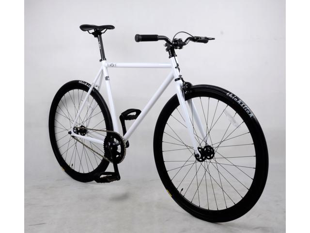 990267b81e1 K7S Fixed Gear Fixie Bike Single Speed Road Bike - Newegg.com