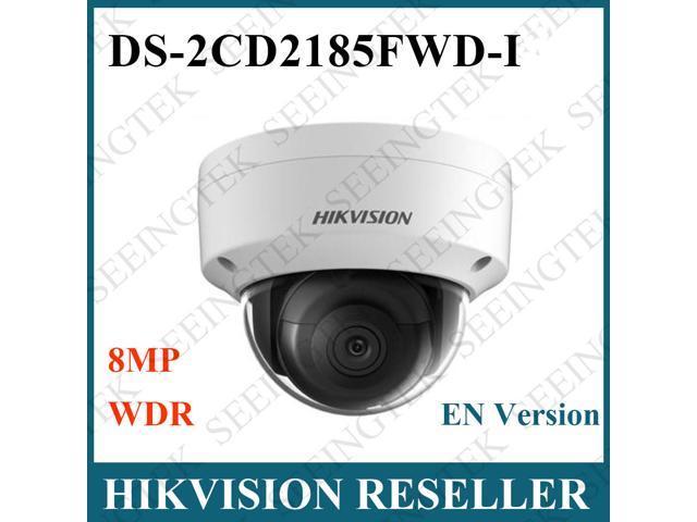 Hikvision DS-2CD2185FWD-I 8MP H.265 PoE IP Cameras 4K IP67 WDR IR 2.8MM US STOCK