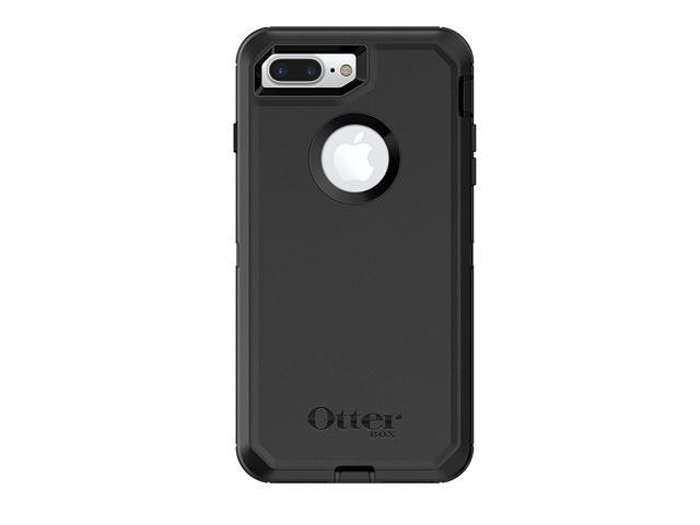 OtterBox DEFENDER SERIES Case for iPhone 7 Plus (ONLY) - BLACK