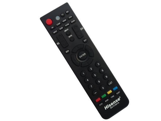 HISENSE TV Remote Control EN 31201A for 2011 2012 Hisense brand LED LCD TV  - Newegg com