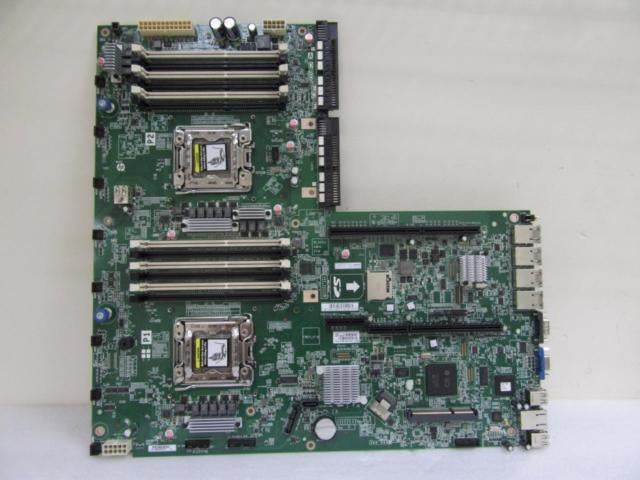 HP DL360E 380E Gen8 Enhanced System Board 647400-002 New Pull