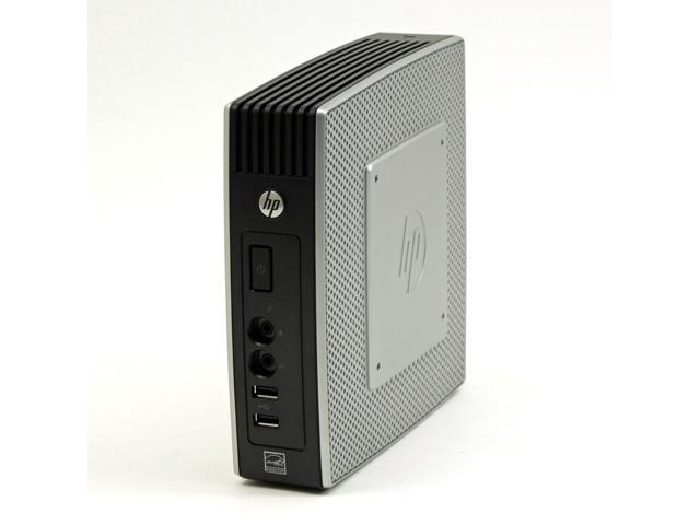 16GB Flash 1GHz w//AC Adapters Lot of 10 HP Thin Client T510 Win 7e 4GB RAM