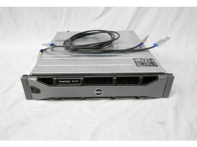Refurbished: Dell PowerVault MD1220 24X 450GB 10K SAS Hard DRIVES Jbod  Expansion R710 R610 - Newegg com