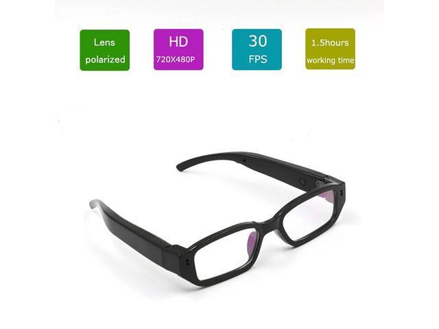 6886578dedd2 CBH Mini HD 720P Spy Camera Glasses Hidden Eyewear DVR Video Recorder Cam  Camcorder Security Glasses