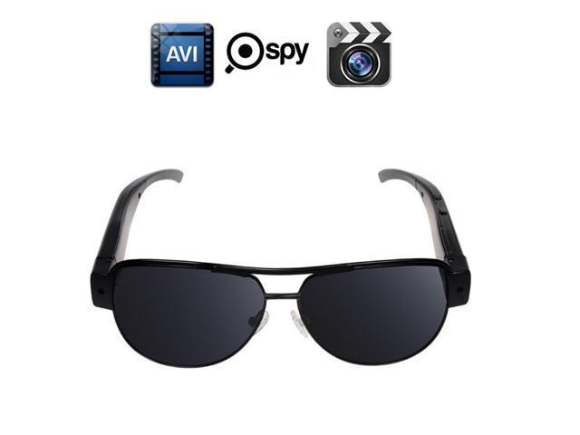 461d2943444 CBH HD Fashionable Spy Sunglass DVR Camera support TF Card Insert Outdoor  Sport Video Eyewear Mini Camcorder