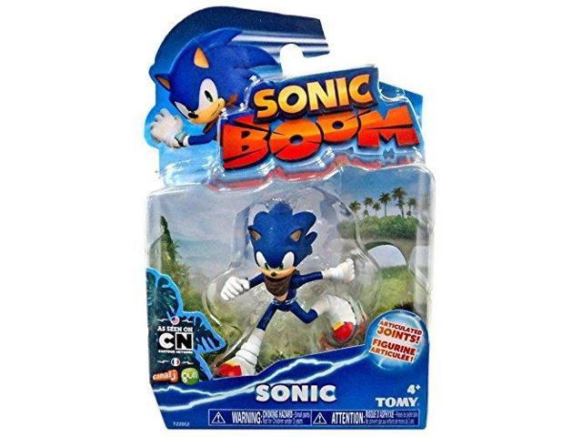 Sonic The Hedgehog Sonic Boom Sonic 3 Articulated Action Figure 22012 Newegg Com