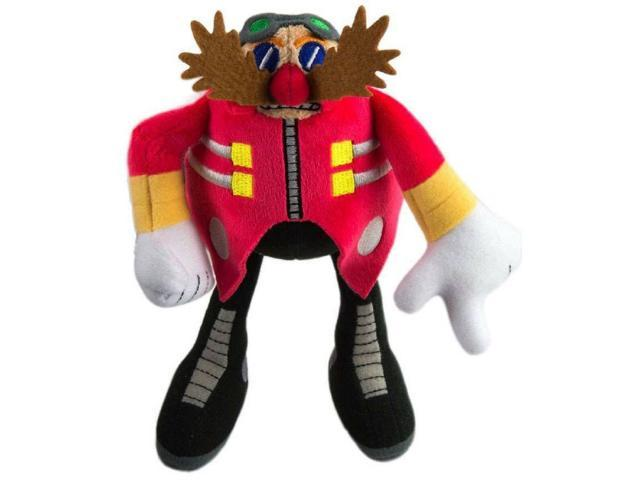 Plush Toy Sonic The Hedgehog Modern Dr Eggman 8 Inch Newegg Com