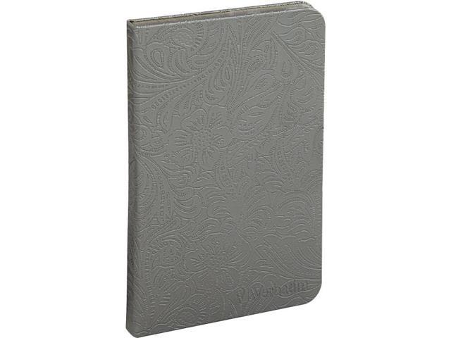 Verbatim Folio Case w/LED Light for Kindle (Slate Silver