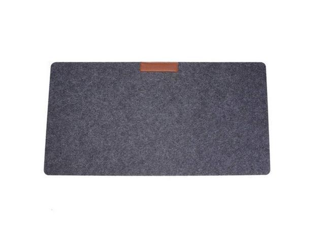 ETbotu Fashion Warm Felt Cloth Office Table Computer Pad Keyboard Game Panel Mouse Mat