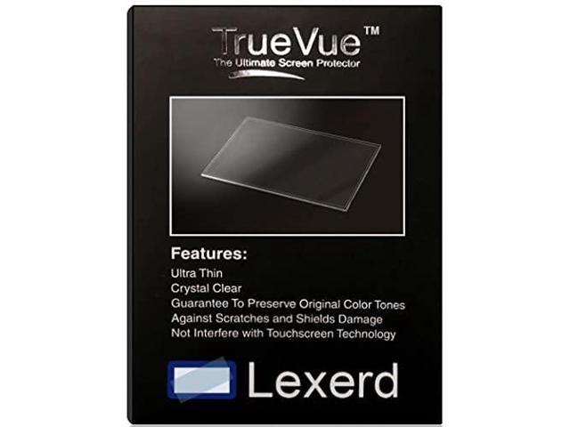 Compatible with Par 5001 4xp TrueVue Anti-Glare POS Screen Protector Lexerd