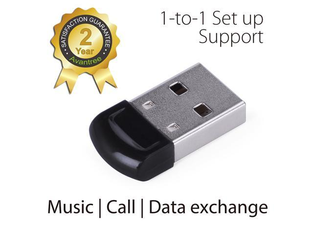 Avantree Bluetooth 4 0 USB Dongle Adapter for PC with Windows 10, 8