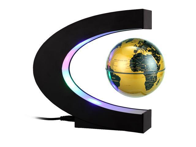 Viamiacase Globe 360 Led Light C Shape Magnetic Levitation Floating