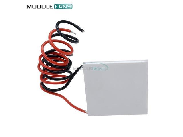 Peltierkühler TEC1 1270612715 Heatsink Thermoelectric Cooler Cooling 40*40mm