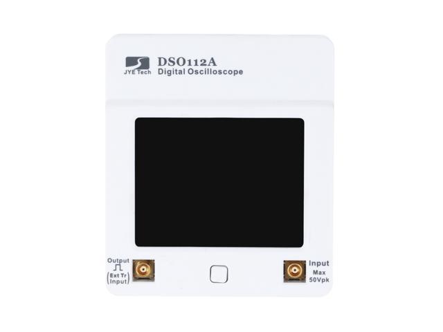 Interfaz 2 Pantalla Tft Touch 5msps 112a Dso Osciloscopio Digital Mhz Portátil Usb Mini SzMVpGqU