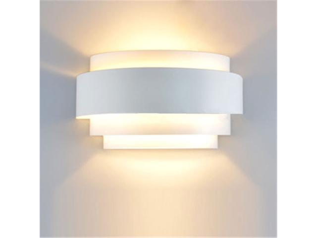 Modern Bedroom Exquisite Bedside Lamp Led Indoor Rooms Fashion Wall Hotel Guestrooms Metal Lights