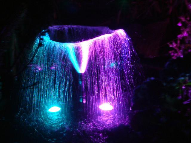 16 Colors 10W DC 12V RGB LED Underwater Fountain Light 1000LM Swimming Pool  Pond Tank Aquarium LED Light Lamp IP68 Waterproof