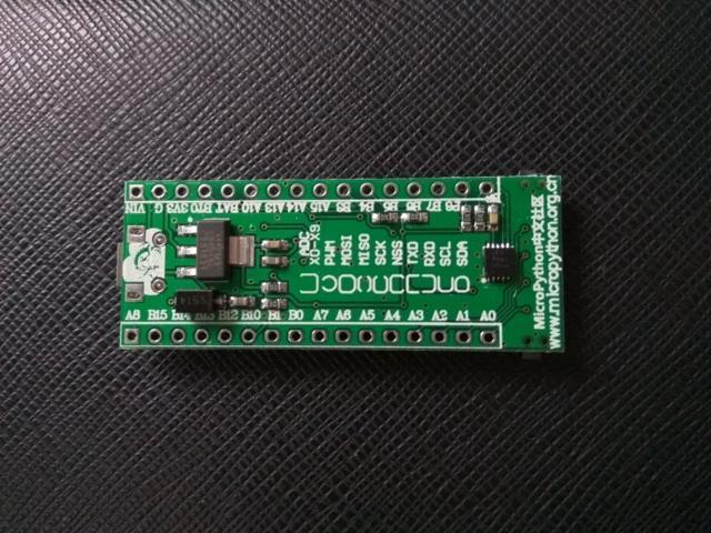 Mini MicroPython Development Board PYB Nano Compatible with Official  Pyboard - Newegg com