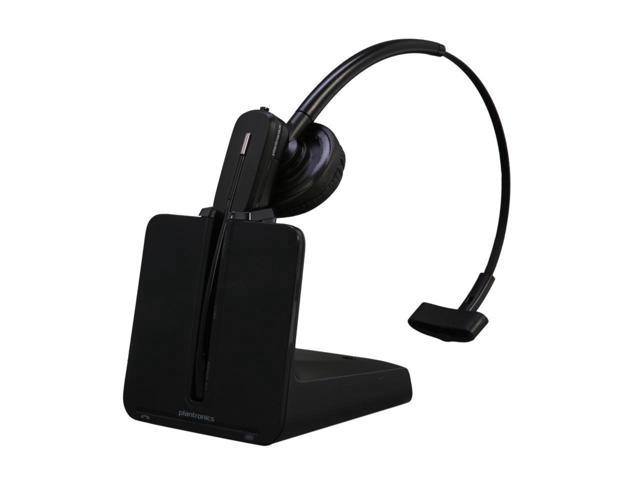 Plantronics Cs540 Wireless Headset With Hl10 Handset Lifter 84693 11 Newegg Com