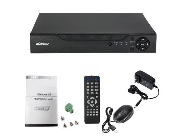 EC2WORLD 16CH 1080P Hybrid NVR AHD TVI CVI DVR 5-in-1 Digital Video  Recorder - Newegg com