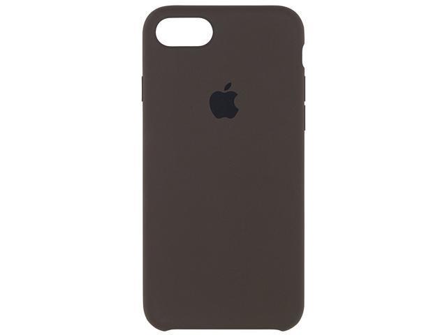 Funda iPhone 7 Apple Silicone Case Cocoa - MMX22ZM/A
