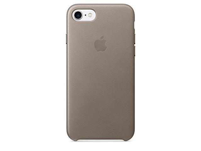 size 40 73fd5 88a5d Apple Leather Case for iPhone 7 - Taupe # MPT62ZM/A - Newegg.com