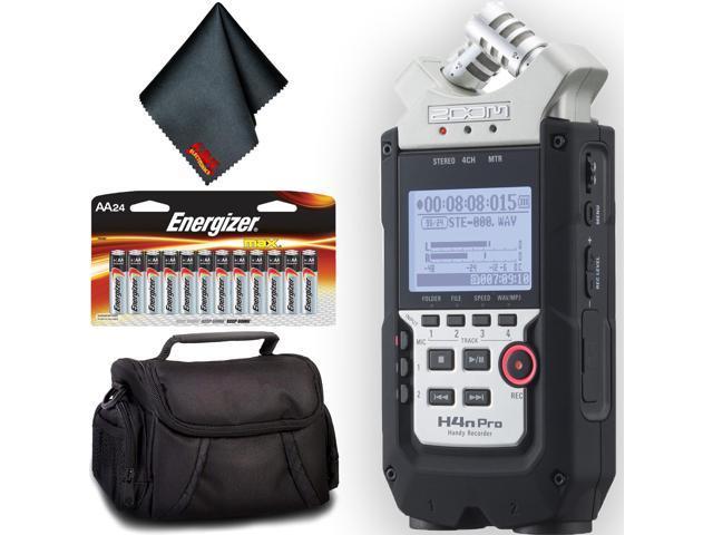6eb7709db4 Zoom H4n grabadora práctica profesional 4 canales paquete Base ...