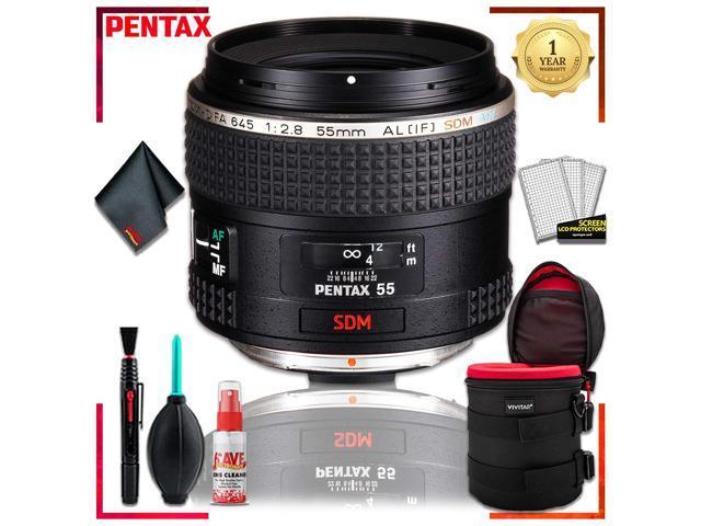 6-Inch Vivitar Premium Lens Case