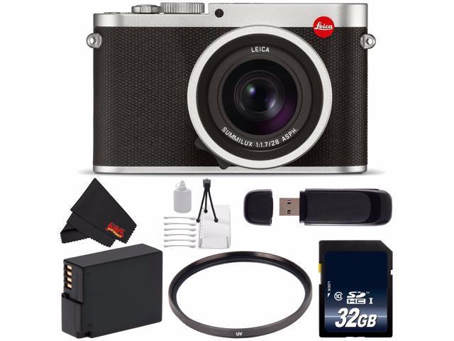 Memory Cards 2 Pack Leica X Digital Camera Memory Card 2 x 32GB Secure Digital High Capacity SDHC