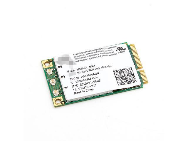 INTELR 4965AGN WIRELESS-N MINI-CARD DRIVER FOR WINDOWS 7
