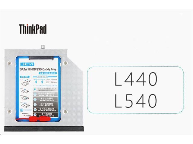 2nd HDD / SSD Caddy for Lenovo ThinkPad L440, L540 Notebook Hard Drive  Caddy - Newegg com