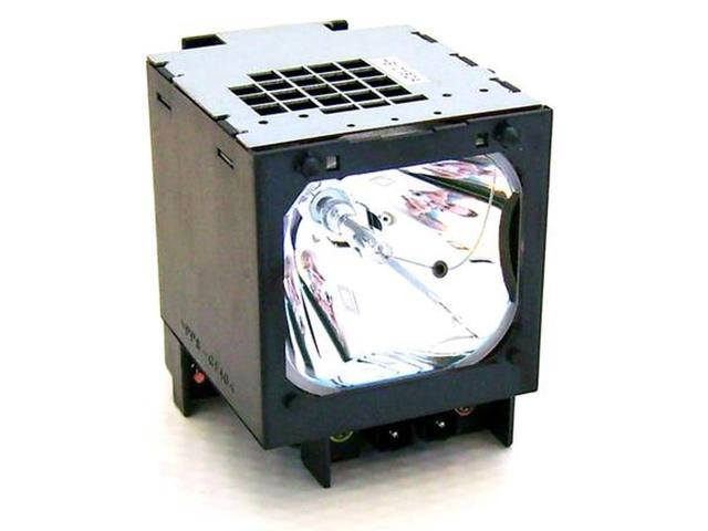 Sony KDF-55WF655 Rear Projector TV Assembly with OEM Bulb and Original Housing