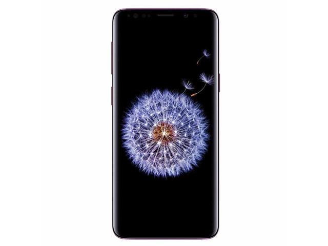 "Samsung Galaxy S9 64GB G960U Factory Unlocked 4G LTE 5.8"" Super AMOLED 4GB RAM 12MP Smartphone - Lilac purple - USA Warranty"