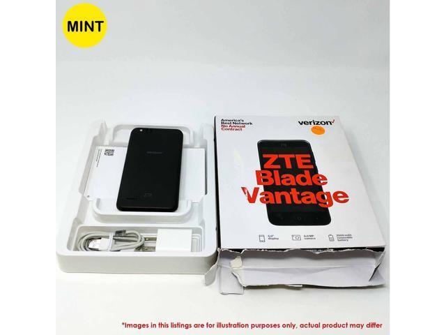 MINT ZTE Blade Vantage 16GB Z839 Verizon Prepaid 4G LTE 5