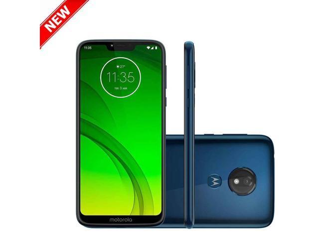 Motorola G7 Power 64GB XT1955-2 Dual SIM GSM Factory Unlocked 4G LTE 6 2