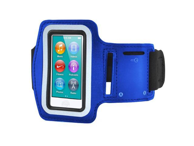 the latest 10340 44c5a THZY Sports Running Arm Band Pouch Case for Apple iPod Nano 7 & Key Storage  - Newegg.com