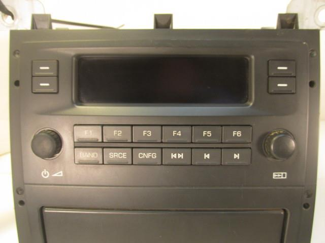 Used - Good: 2005 Cadillac STS 6 CD Player Radio 812546281 OEM - Newegg com