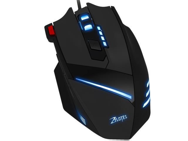 Gaming Mouse Colored Wired Gaming Mouse 7 Button 2500dpi LED Optical USB Computer Mouse Gamer Mice Game Mouse